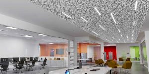 Types of Suspended Ceiling that are Perfect for Office Fit-Outs